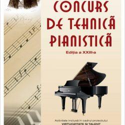 Concurs pianistică C. Czerny